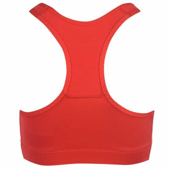 Workwear Usa Pro Poly Sports Bra Red Спортни сутиени
