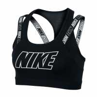 Nike Дамски Спортен Сутиен Victory Hbr Sports Bra Ladies Black Спортни сутиени