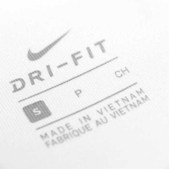 Nike Pro Ladies Bra White Дамски долни дрехи