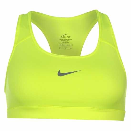 Nike Pro Ladies Bra Volt Дамски долни дрехи