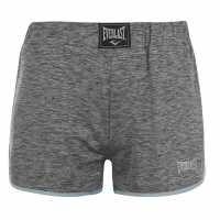 Everlast Дамски Шорти Marl Shorts Ladies Blue/Grey Дамски клинове за фитнес