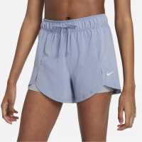Nike Pro Flex Women's 2-in-1 Shorts Grey Дамски клинове за фитнес