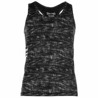 Workwear Usa Pro Fitted Vest Junior Girls Mono Print Детски потници