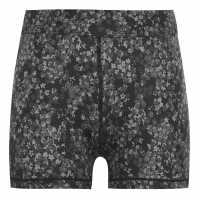 Usa Pro Къси Панталони Момичета 3 Inch Training Shorts Junior Girls Mono Floral Детски къси панталони