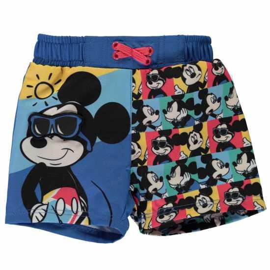4d7be68f7ed Character Board Shorts Baby Boys Mickey Mouse Детски къси панталони