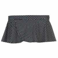 Soulcal Дамска Пола Swim Skirt Ladies Navy Polka Dot Дамски бански