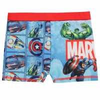 Character Infant Boy's Swimming Briefs Avengers Детски бански и бикини
