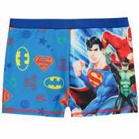 Character Swim Pant Inb03 Justice League Детски бански и бикини