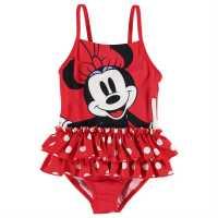 Character Екип Невръстни Момиченца Swimsuit Infant Girls Disney Minnie Детски бански и бикини