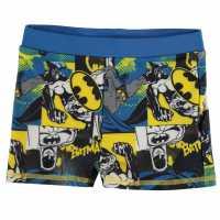 Character Swim Pants Infant Boys Batman Плувни дрехи за момчета