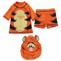 Disney Character 3 Piece Swim Set Baby Tigger Герои