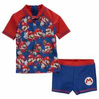 Character 2 Piece Swim Set Infant Nintendo Герои