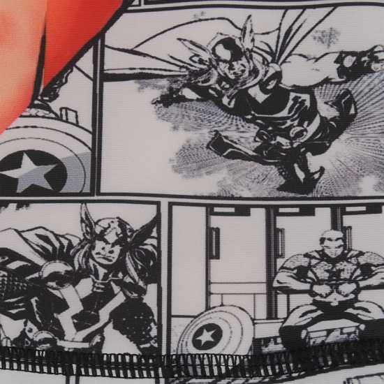 Character 2 Piece Swim Set Junior Avengers Плувни дрехи за момчета