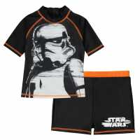 Character 2 Piece Swim Set Junior Star Wars 20 Детски бански и бикини