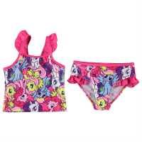 Character 2 Piece Swim Set Infant Girls My Little Pony Детски бански и бикини