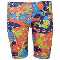 Maru All Over Print Jammers Junior Boys Close Encount Плувни дрехи за момчета