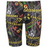 Maru All Over Print Jammers Junior Boys High Alert Плувни дрехи за момчета