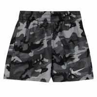Nike Swim Shorts Black Детски бански и бикини