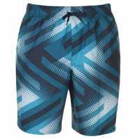 Nike Мъжки Плувни Шорти Tidal Swim Shorts Mens Green Abyss Мъжки плувни шорти и клинове