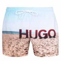 Nike Мъжки Плувни Шорти Tidal Swim Shorts Mens Indigo Fog Мъжки плувни шорти и клинове