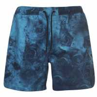 Firetrap Мъжки Плувни Шорти Sub Swim Shorts Mens Fairfield Мъжко облекло за едри хора