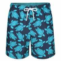 Nike Мъжки Плувни Шорти Rift Vital Swim Shorts Mens Monsoon Blue Мъжки плувни шорти и клинове