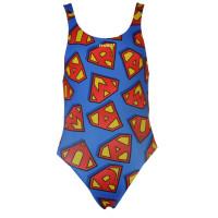 Maru Pacer Suit Junior Girls Captain Детски бански и бикини