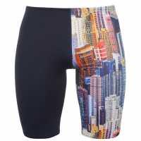 Maru Pacer Jam Sn73 High Rise Мъжки плувни шорти и клинове