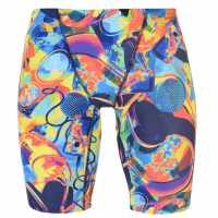 Speedo Мъжки Плувен Клин Digital V Panel Jammers Mens  Мъжки плувни шорти и клинове