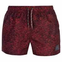 Speedo Мъжки Плувен Клин Lzr Elite Jammers Mens Red/Black Мъжки плувни шорти и клинове