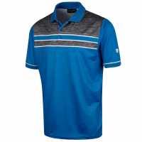 Under Armour Мъжка Блуза С Яка Performance Striped Golf Polo Shirt Mens Tempest Мъжки тениски с яка