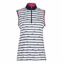 Callaway Дамска Блуза С Яка Birdie Polo Shirt Ladies  Дамски тениски с яка