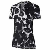 Nike Дамска Блуза С Яка Dri-Fit Victory Printed Golf Polo Shirt Ladies  Дамски тениски с яка