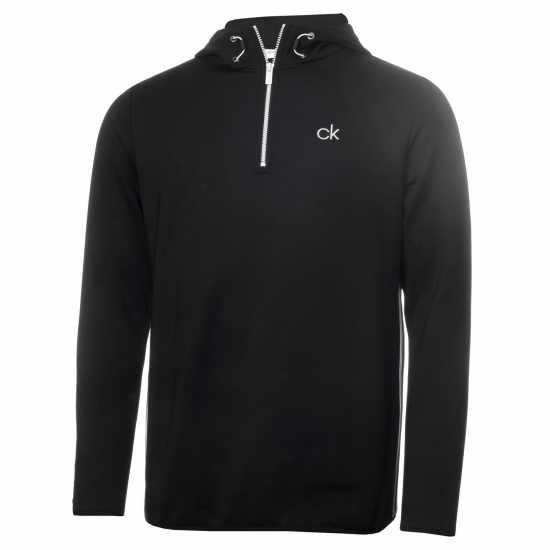 f31344eab2d Dunlop Плетен Елек Golf Knit Vest Mens Black Мъжки пуловери и жилетки