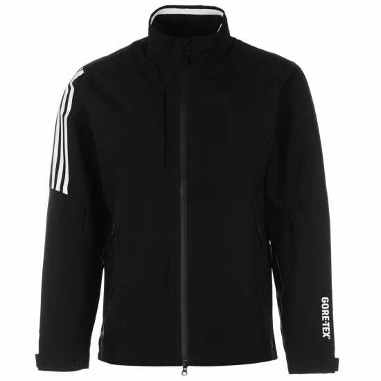 99436edbd66 Adidas Мъжко Яке Gore Protection Jacket Mens Black Мъжки якета и палта