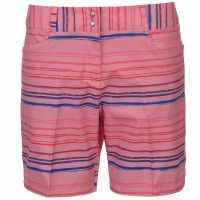 Adidas Дамски Шорти Printed Shorts Ladies Easy Pink Дамски къси панталони