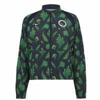 Дамско Яке Nike Nigeria Full Zip Jacket Ladies