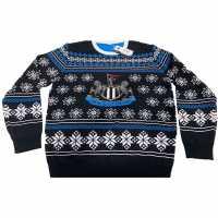 Nufc Jumper  Коледни пуловери