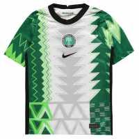 Nike Домакинска Футболна Фланелка Nigeria Home Shirt 2020 Junior