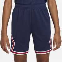 Nike Paris Saint Germain X Jordan Home Shorts 2021 2022 Junior  Детски къси панталони