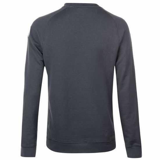 206cd938113 Nike Мъжка Блуза Обло Деколте Chelsea Fc Authentic Long Sleeve Crew  Sweatshirt Mens Grey/Blue