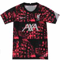 Nike Liverpool Pre Match Shirt 2020 2021 Junior  Детски тениски и фланелки