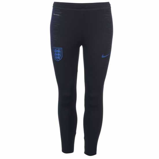 c49705f3669 Nike England Strike Pants Junior Black/Blue Детски долнища за бягане