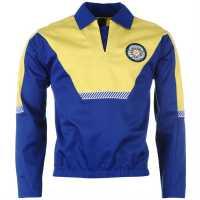 Score Draw Retro Leeds United 1992 Track Jacket Mens Royal Мъжки якета и палта