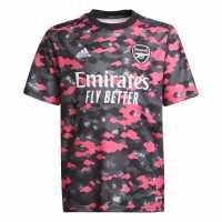 Adidas Arsenal Pre Match Shirt 2021 2022 Junior  Детски тениски и фланелки