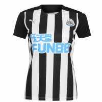 Puma Домакинска Футболна Фланелка Newcastle United Home Shirt 2020 2021 Ladies  Дамско облекло плюс размер