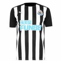 Puma Домакинска Футболна Фланелка Newcastle United Home Shirt 2020 2021