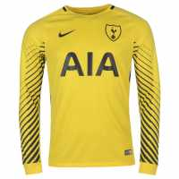 Nike Tottenham Hotspur Home Goalkeeper Shirt 2017 2018 Yellow/Black Футболни тениски на Тотнъм Хотспър