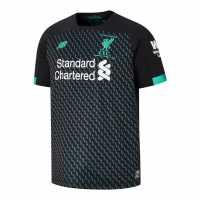New Balance Liverpool Official Liverpool Champions Third Shirt 2020  Футболна разпродажба