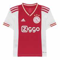 Adidas Manchester United Home Baby Kit 2018 2019 Red Бебешки дрехи